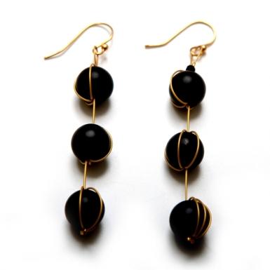 la-b-nucleosomes-earrings
