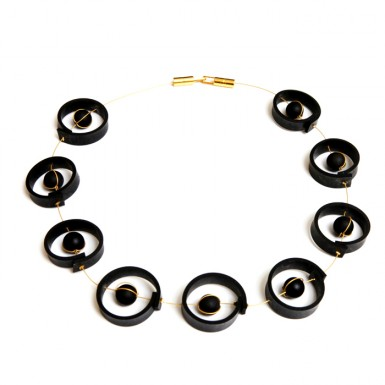 Nucleus necklace